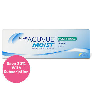 1-DAY ACUVUE® MOIST MULTIFOCAL Subscription