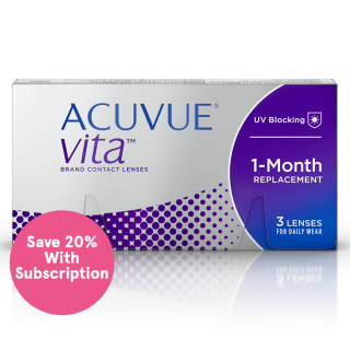 ACUVUE Vita Subscription