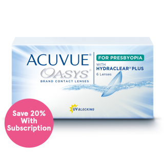ACUVUE OASYS for PRESBYOPIA Subscription