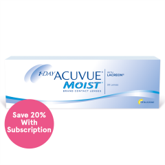 1-Day ACUVUE® MOIST Subscription